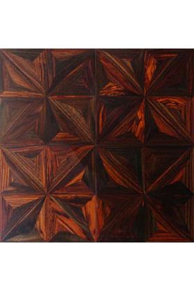 0535-星光璀璨黑酸枝(涂漆)-14X390X390mm