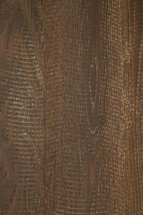 069926-古堡系列仿古抓碳化水洗刷油橡木(倒角)-14X180X2200mm