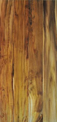 船甲板本色柚木-14X127X1090mm
